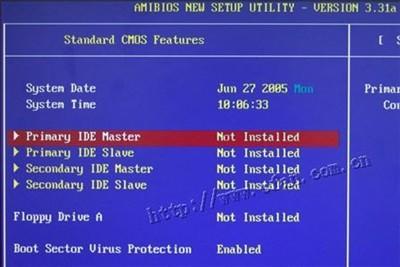电脑重启后硬盘失踪的原因