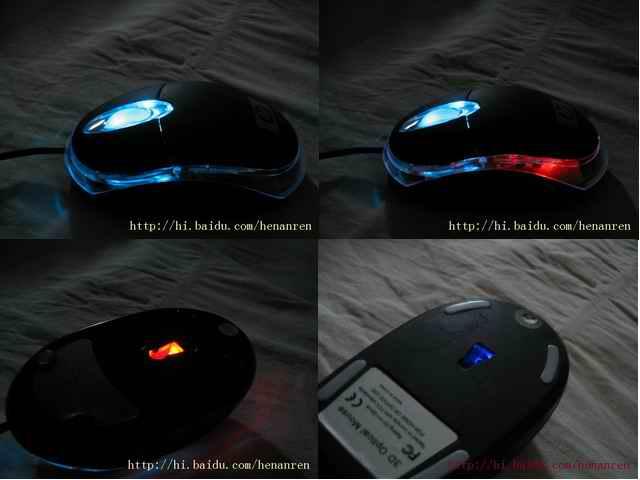 鼠标的简单修理方法