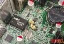 电脑主板BIOS经常复位的故障解决