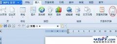 WPS文字中如何设置页码