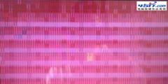 WINXP开机经常显示粉红色后且能恢复进入系统的原因