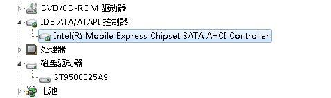 window7无法识别MSATA安装的SSD解决方法
