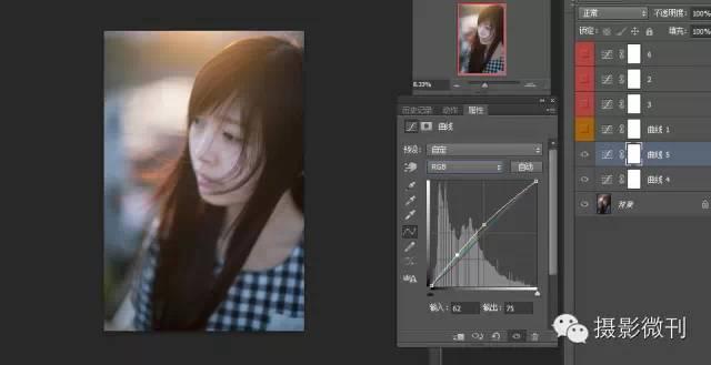 逆光照片,通过ps打造午后逆光人像照片