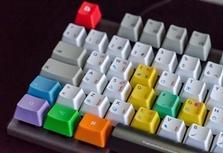 机械键盘黑轴、青轴、红轴、茶轴的区别是什么,为什么会有不同的手感?