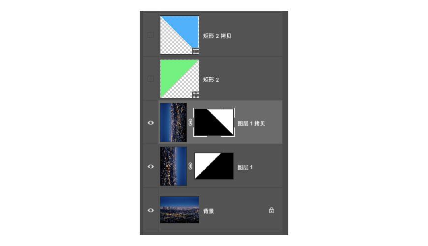 创意空间:PS制作多层空间层叠效果,PS教程