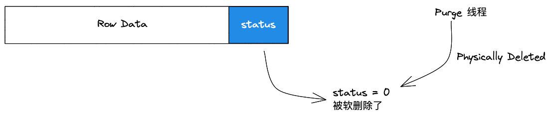 MySQL 中删除的数据都去哪儿了?