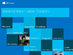 Windows10 IIS Web服务器安装配置