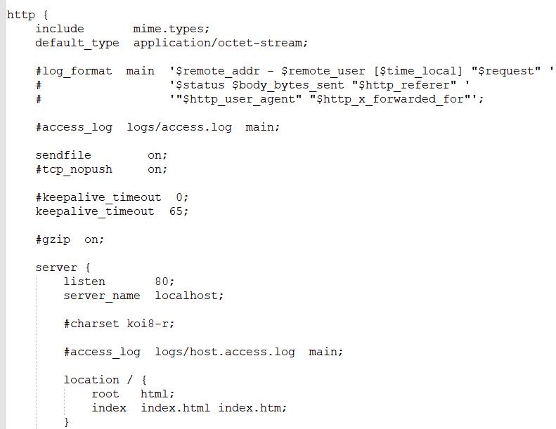 Nginx配置Https(详细、完整)